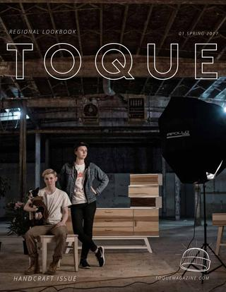 Studio Shibui Featured in Toque Magazine